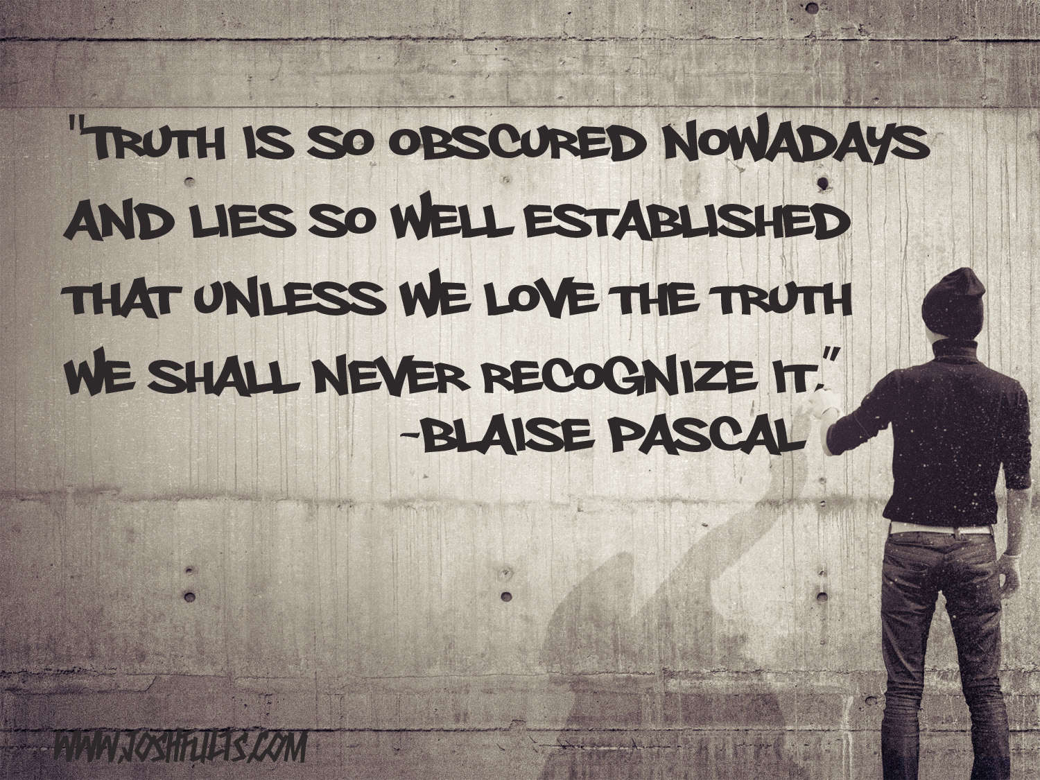 Christian Quotes_Truth_Blaise Pascal